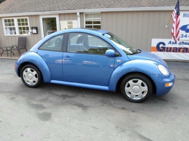 1998 volkswagen beetle cars for sale for Millner motors charlottesville va
