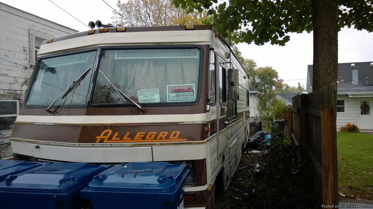RV for Sell