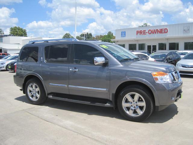 2014 Nissan Armada Platinum Conroe, TX