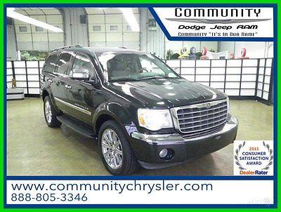 Chrysler : Aspen Limited 4X4 2007 limited 4 x 4 used 5.7 l v 8 16 v automatic 4 wd suv
