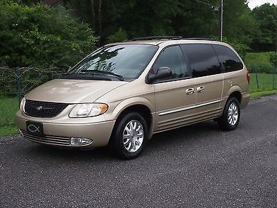 chrysler town country 2001 cars for sale. Black Bedroom Furniture Sets. Home Design Ideas