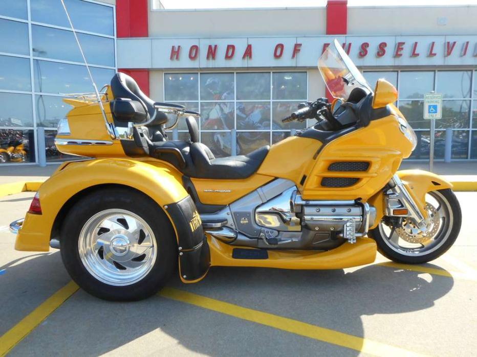 2010 Motor Trike GL 1800 Adventure IRS