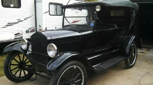 1926 Ford Model T for: $14000