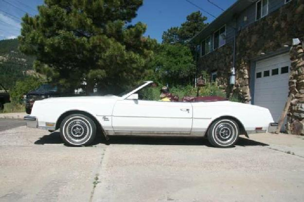 1984 Buick Riviera for: $10450