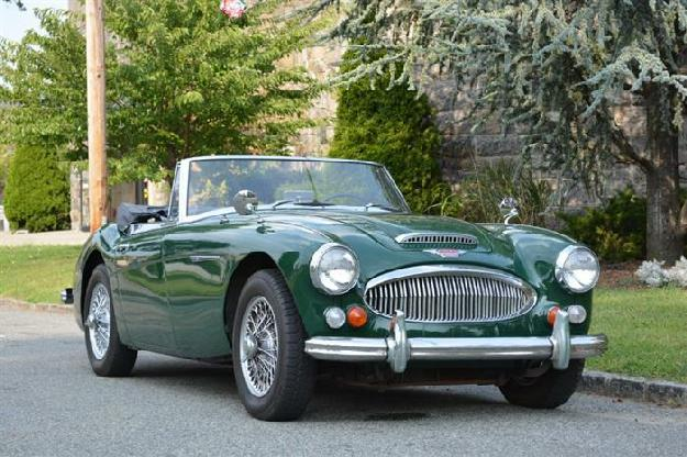 1966 Austin Healey 3000 MK III - Gullwing Motor Cars, Inc., Astoria New York