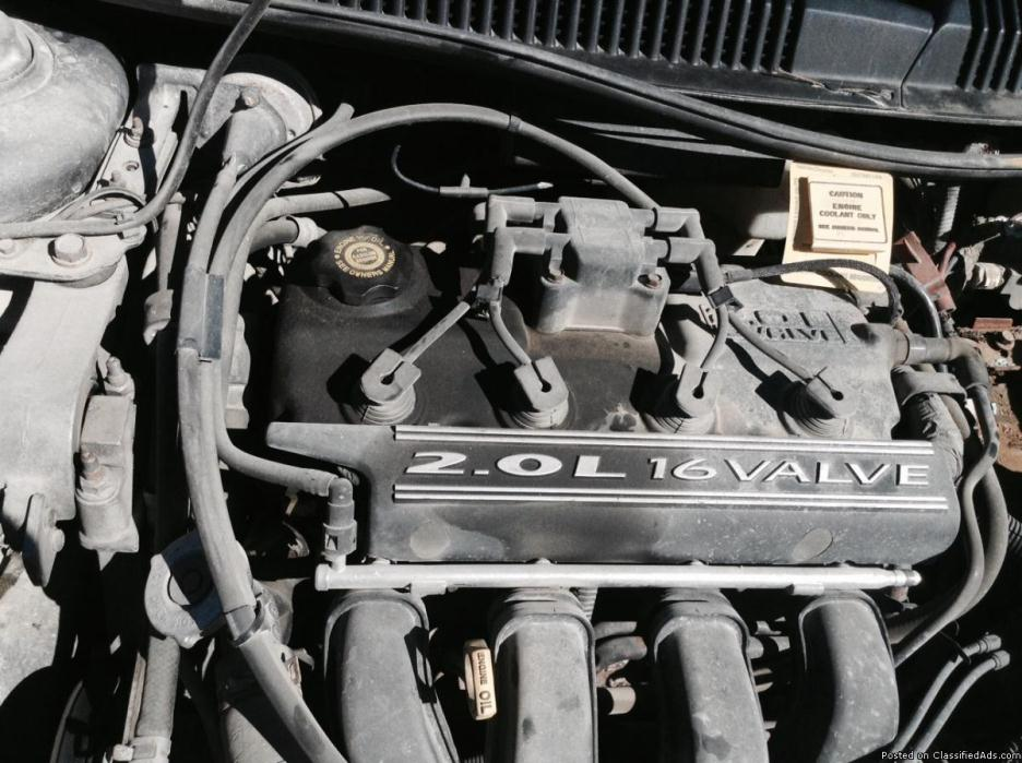 Dodge Neon 2.0 Engine