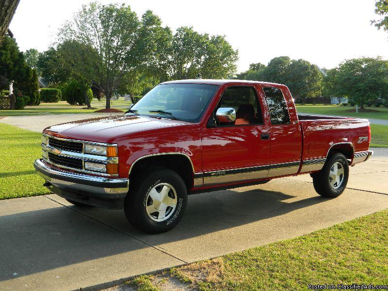 1995 chevrolet z71 cars for sale
