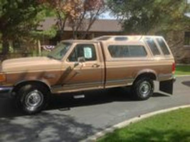 1987 Ford F-250 for: $8500