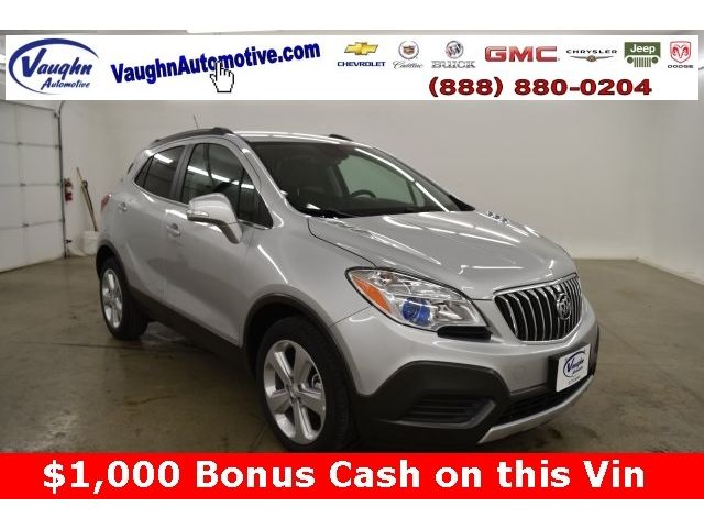 Buick : Other Base New Encore MSRP $24,990