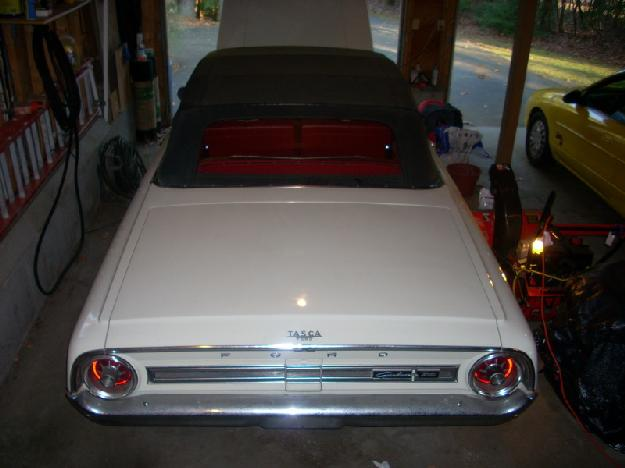 1964 Ford Galaxie 500 for: $16000