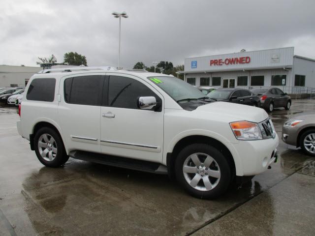 2014 Nissan Armada SL Conroe, TX