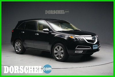 Acura : MDX 3.7L Advance Package 2012 3.7 l advance package used 3.7 l v 6 24 v automatic awd suv premium