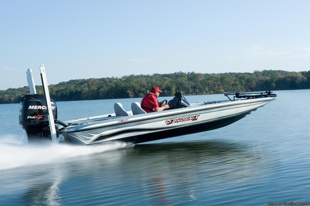 2016 Phoenix 819 Pro Bass Boat with 200 hp