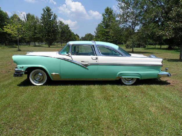 1956 Ford Crown Victoria for: $34900