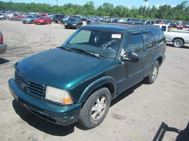 1998 Oldsmobile Bravada - Infinity Car Company, Columbus Ohio