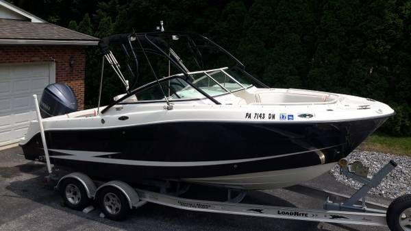 2008 Hydra-Sports Vector 2200 DC