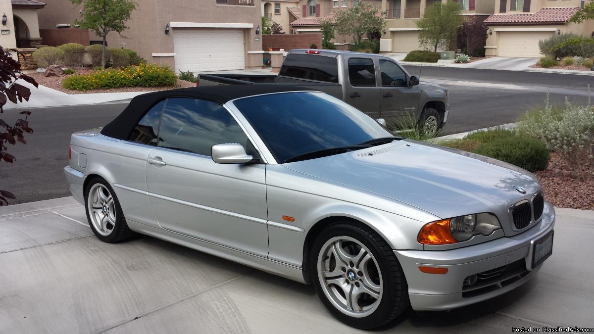 2001 bmw 330ci convertible cars for sale. Black Bedroom Furniture Sets. Home Design Ideas