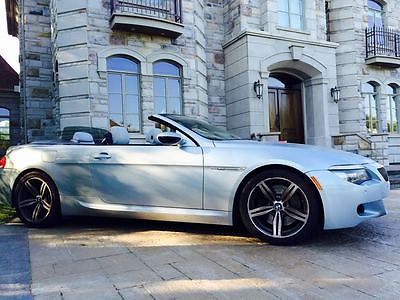 BMW : M6 M6 2008 bmw m 6 convertible 2 door 5.0 l v 10 505 hp condition a 1