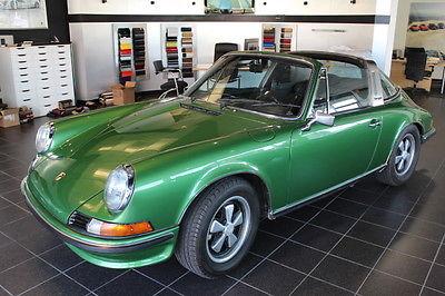 Porsche : 911 T Targa 1973 911 s targa 2.4