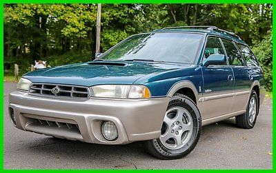 Subaru : Legacy Outback 1999 subaru legacy outback wagon super low 38 k miles serviced oregon awd