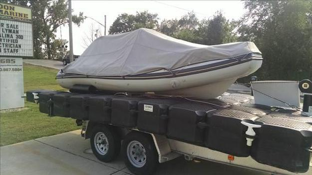2012 Brig Inflatable Boats F400L