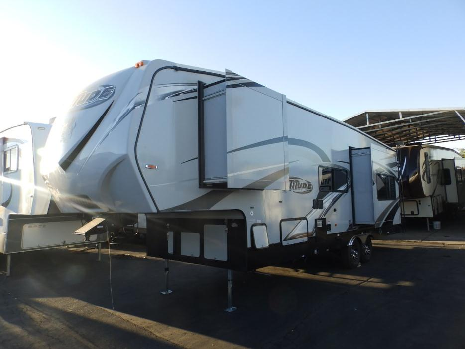 2014 Eclipse Recreational Vehicles Evolution X LITE T248