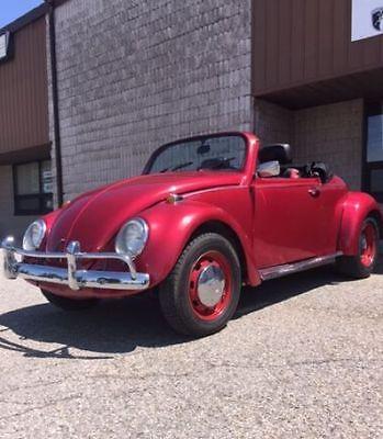Volkswagen : Beetle - Classic Custom 1974 classic beetle Includes a Free Yamaha 2001 Vino 800 miles!!