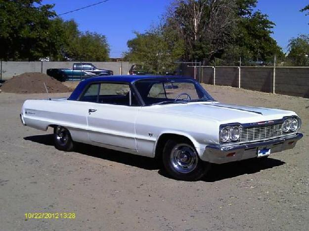 chevrolet impala 1964 cars for sale in albuquerque new mexico. Black Bedroom Furniture Sets. Home Design Ideas