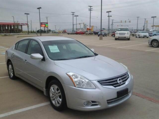 2011 Nissan Altima Hybrid Base Burleson, TX