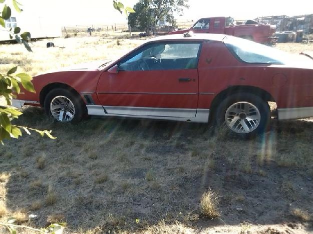 1985 Pontiac trans am for: $1800