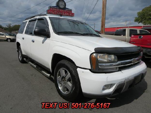 2004 Chevrolet TrailBlazer EXT LS - Presidential Auto Sales, Hot Springs Arkansas