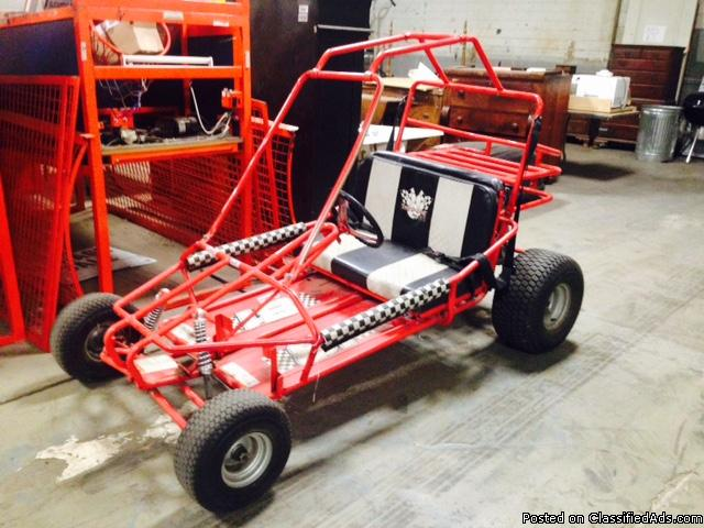 Manco XTK-706B Go Kart buggy 2 Available