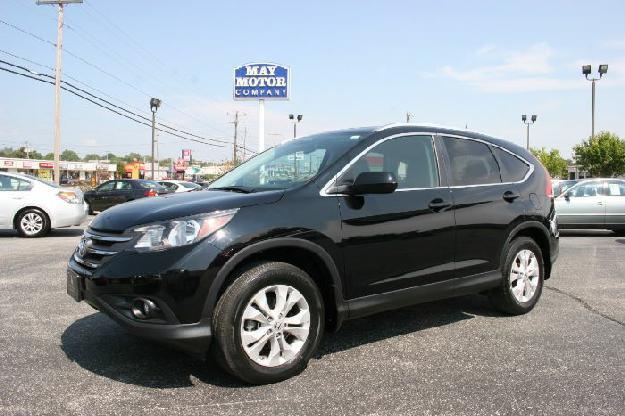 2013 Honda CR-V EX-L AWD - May Motor Company, Springfield Missouri
