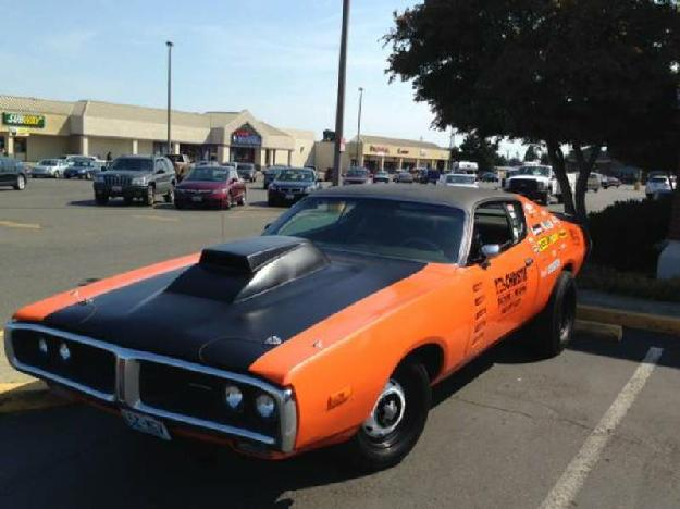 1972 Dodge Charger for: $20000
