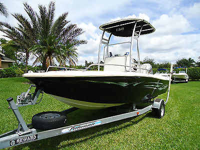 1997 SAILFISH 18' CC 2006 Honda 130hp 4-Stroke trailer Low Reserve
