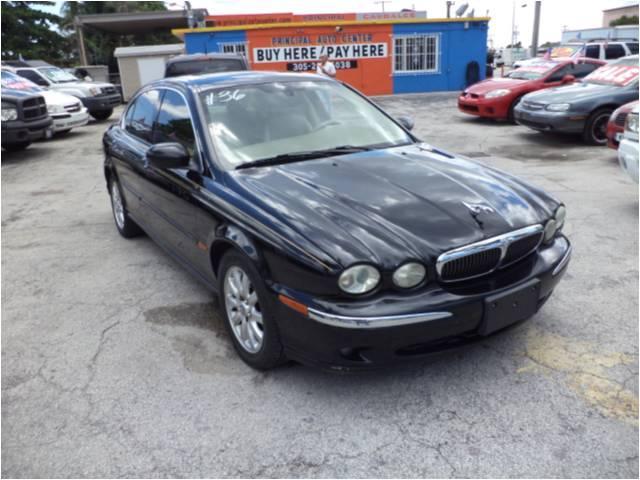 2003 Jaguar XTYPE