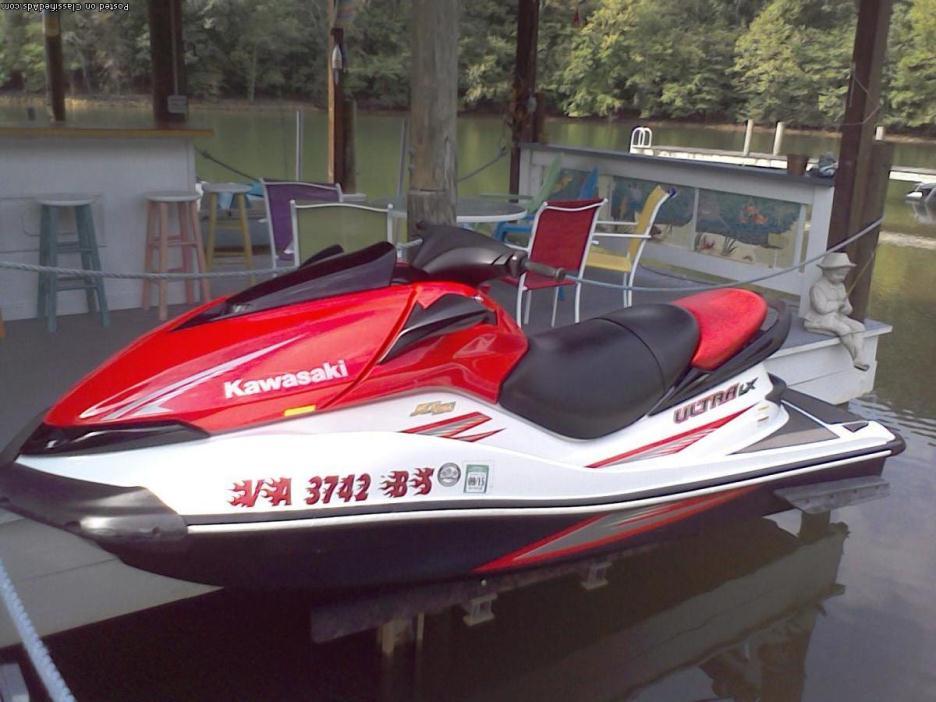 2008 Kawasaki Jet Ski