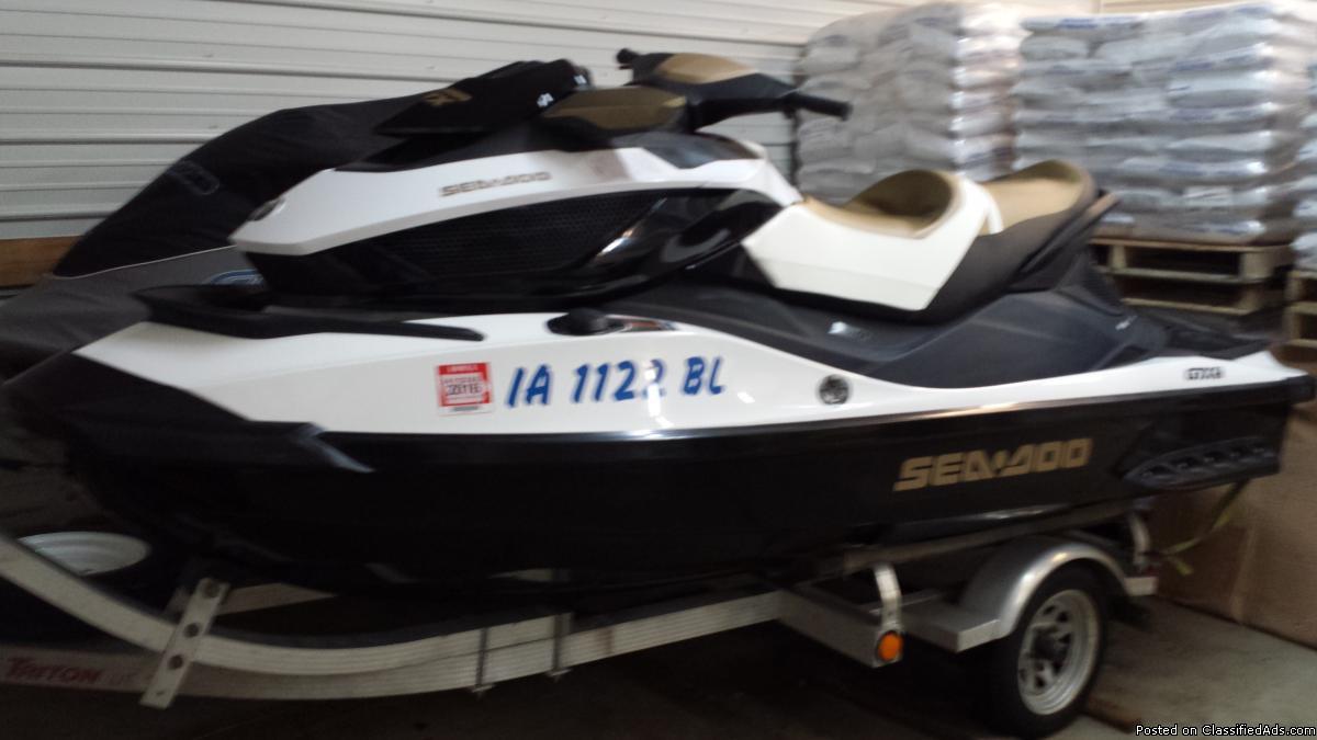 2012 Sea Doo GTX S