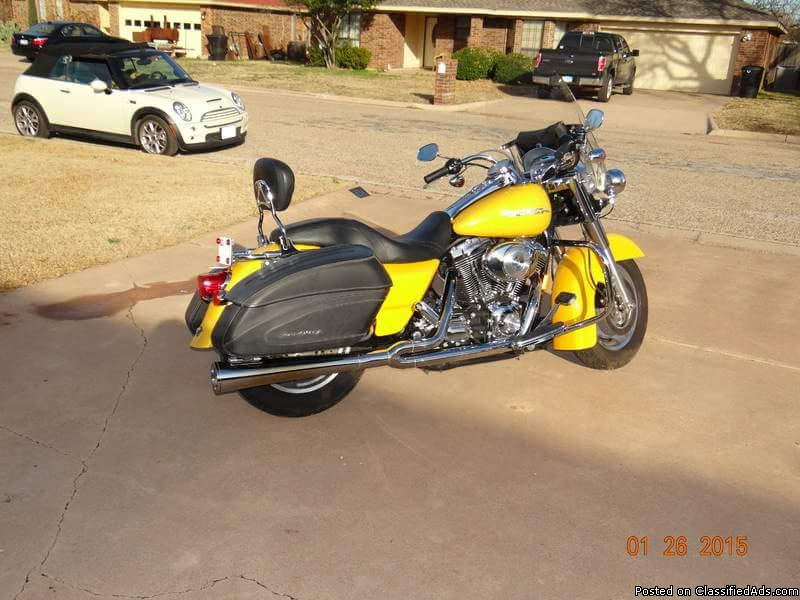 05 Harley Davidson Road King Custom