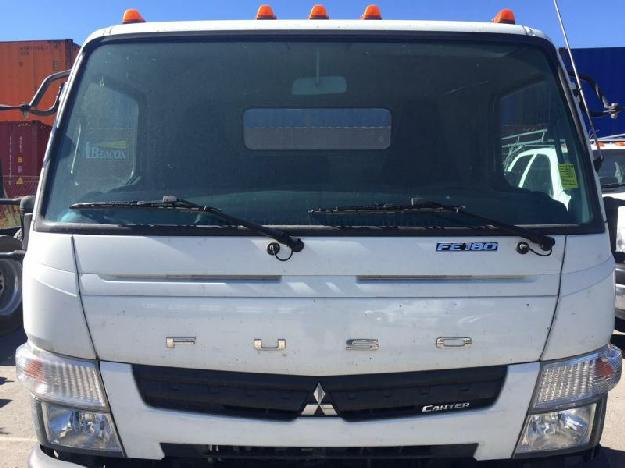 Mitsubishi fuso canter fe180 cab chassis truck for sale