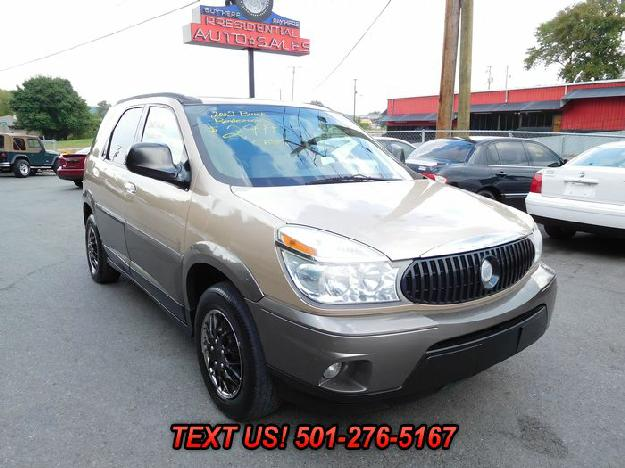 2004 Buick Rendezvous - Presidential Auto Sales, Hot Springs Arkansas