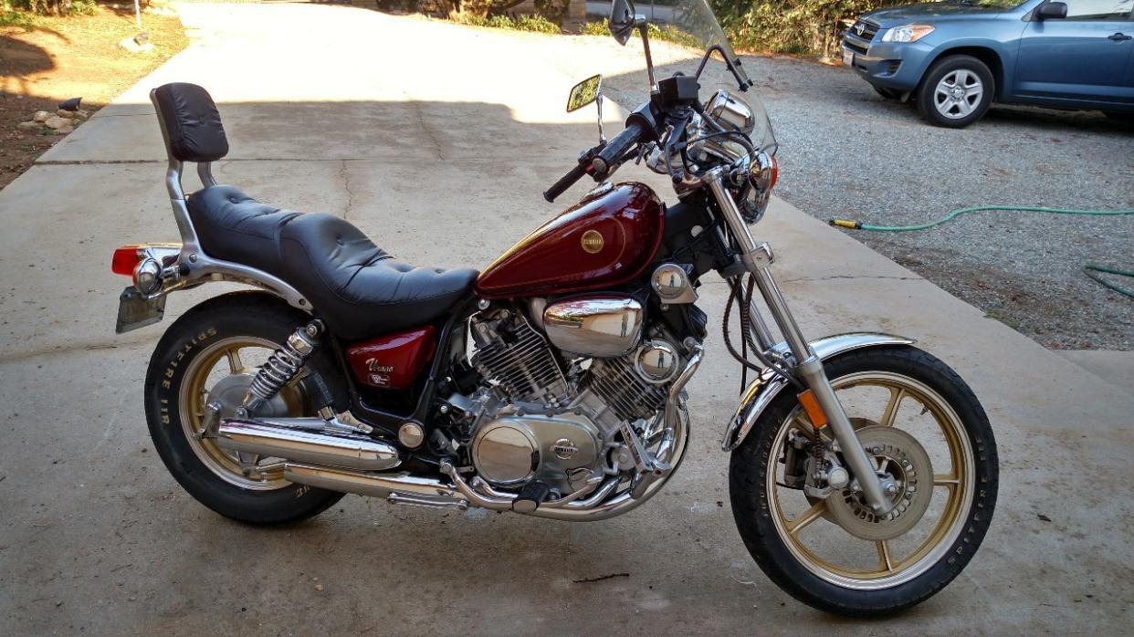 1985 yamaha virago 700 motorcycles for sale. Black Bedroom Furniture Sets. Home Design Ideas