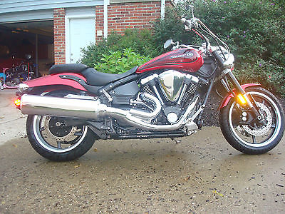 Yamaha : Road Star 2008 yamaha road star warrior 1700 excellent condition