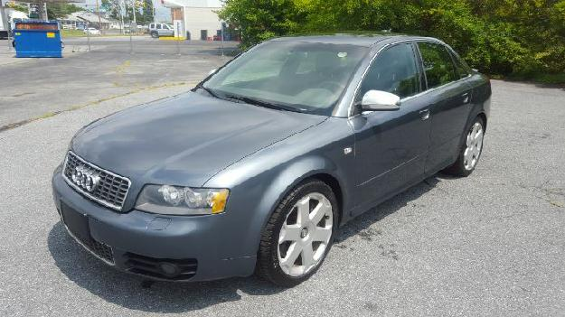 2005 Audi S4 - Bass Auto, Allentown Pennsylvania