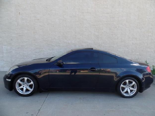 2004 Infiniti G35 Coupe w/Leather - Rock Auto KC inc., Overland Park Kansas