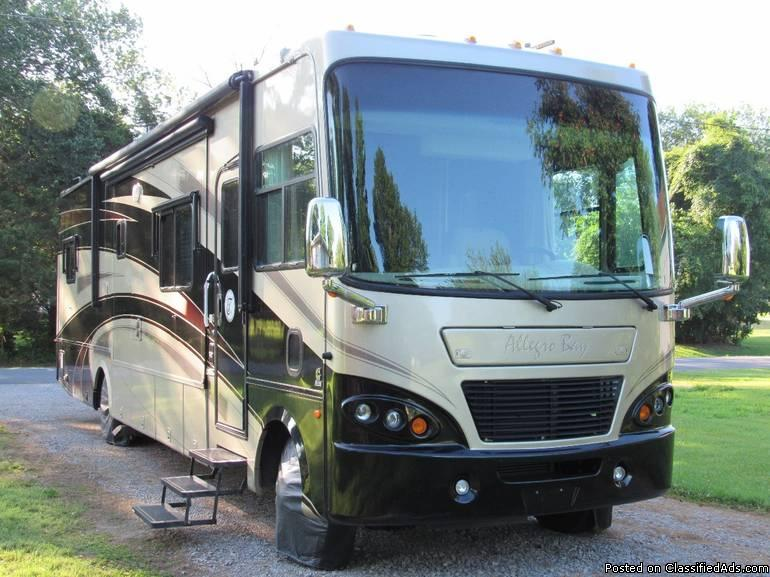 2008 Allegro 38' by Tiffin Price just reduced to $87900