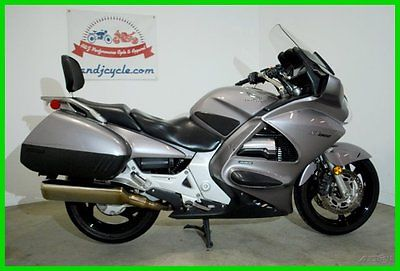Honda : Other 2003 honda st 1300 abs bms leather seat passenger backrest