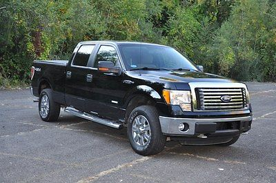 Ford : F-150 CREW CAB ECOBOOST 3.5 TWIN TURBO V6 1 OWNER 55K MI 2011 ford f 150 crew cab ecoboost 3.5 twin turbo v 6 1 owner 55 k miles 4 x 4 mint