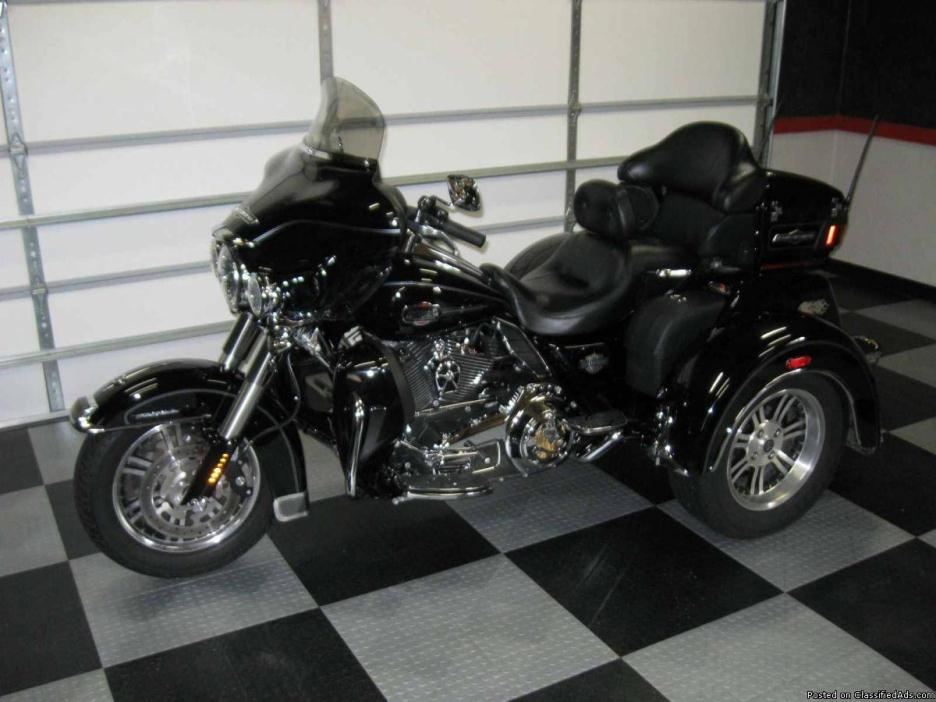 2011 harley davidson tri glide trike motorcycles for sale. Black Bedroom Furniture Sets. Home Design Ideas