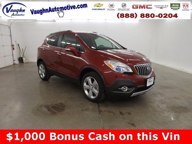 Buick : Other Leather Leather New SUV 1.4L CD 6 Speakers AM/FM radio: SiriusXM MP3 decoder Memory seat
